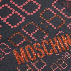 Зонт складной Moschino 8095-OCC Led Red фото-3