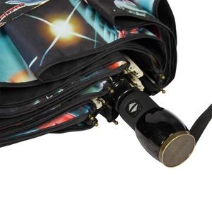 Зонт складной Moschino 8272-OCA Transformers Multi фото-5