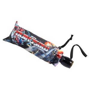 Зонт складной Moschino 8272-OCA Transformers Multi фото-4