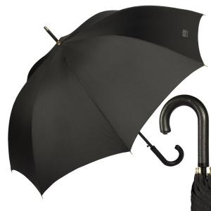 Зонт-трость Moschino 8509-67AUTOA Pinstripes long фото-1