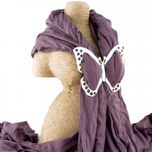 Заколка для платка Mariposa фото-1