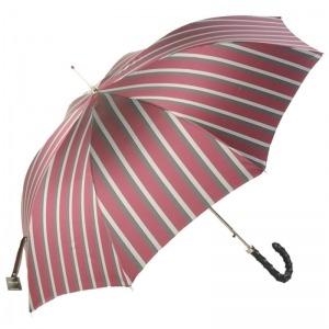 Зонт-трость Pasotti Helix Alfred Bordo фото-2