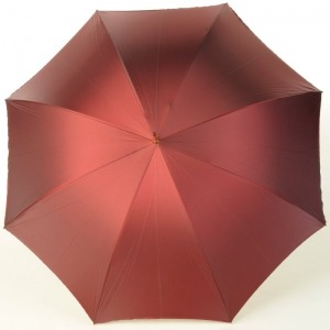 Зонт-трость Pasotti Bordo Fiore Oro фото-2
