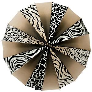 Зонт-трость Pasotti Uno Multi Safari Nacre фото-2