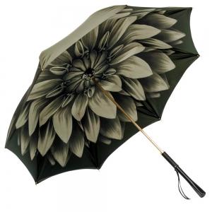 Зонт-трость Pasotti Oliva Georgin Diritto Pelle фото-3