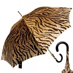 Зонт-трость Pasotti Uno Leo Pure Panno фото-1