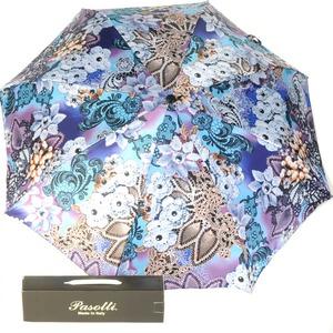 Зонт Складной Pasotti Mini Novita Viola фото-1