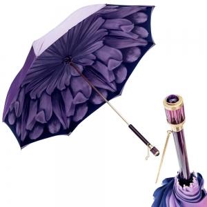 Зонт-трость Pasotti Viola Georgin Vetro фото-1