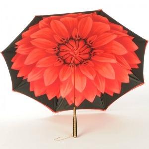 Зонт-трость Pasotti Rosso Georgin Bella фото-3