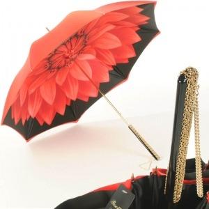 Зонт-трость Pasotti Rosso Georgin Bella фото-1