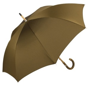 Зонт-трость Pasotti Ash Punto Oliva фото-2