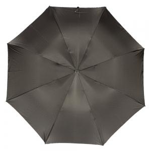 Зонт складной Pasotti Auto Bracco Silver Onda Black фото-3