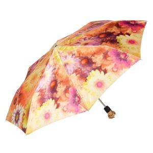 Складной зонт Pasotti Auto Gerbera Lux фото-2