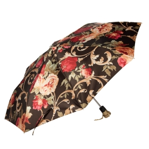 Зонт складной Pasotti Auto Palazzo Rosso Lux фото-2