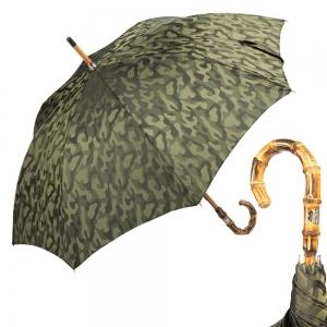 Зонт-трость Pasotti Bamboo Diivorzi Militare фото-1