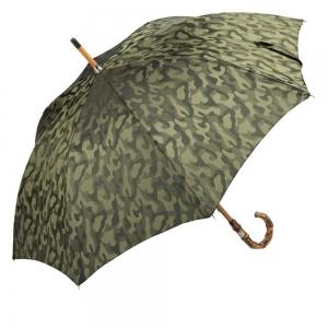 Зонт-трость Pasotti Bamboo Diivorzi Militare фото-3