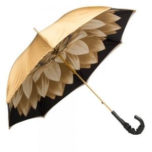 Зонт-трость Pasotti Becolore Georgin Beige Pelle фото-3
