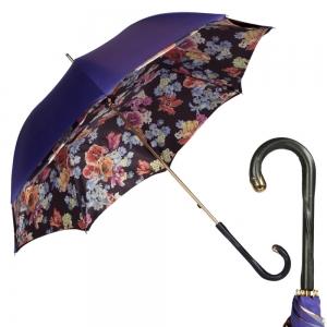 Зонт-Трость Pasotti Blu Field Origina фото-1