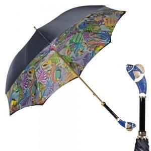 Зонт-Трость Pasotti Blu Nemo Lux фото-1