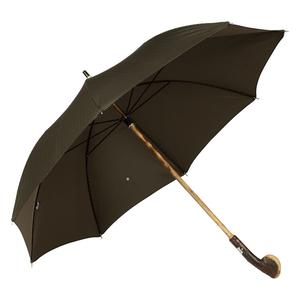 Зонт-Трость Pasotti Chestnut Punto Black фото-3