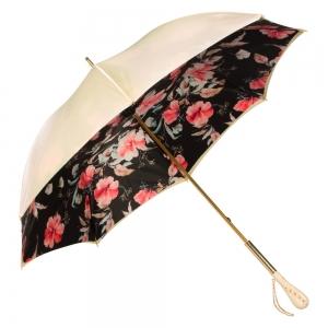 Зонт-Трость Pasotti Crema Magnolia Tress фото-5