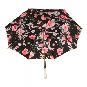 Зонт-Трость Pasotti Crema Magnolia Tress фото-4