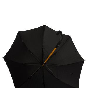 Зонт-трость Pasotti Di Legno Strong Black фото-3