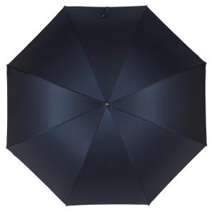 Зонт-трость Pasotti Ferro Silver Oxford Dark Blu фото-2