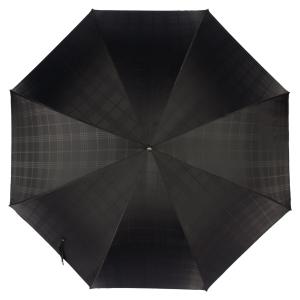 Зонт-трость Pasotti Fido Silver Сell Black фото-2