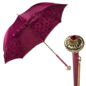 Зонт-трость Pasotti Fuxia Rosa Glob фото-1