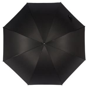 Зонт-трость Pasotti Goose Silver Oxford Black фото-2
