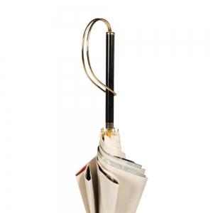Зонт-Трость  Pasotti Ivory Crane Nero Rapira фото-5