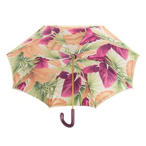 Зонт-трость Pasotti Ivory Viola Lazer фото-3