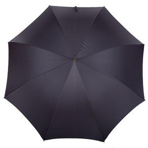 Зонт-трость Pasotti Leone Gold StripesS Black фото-2
