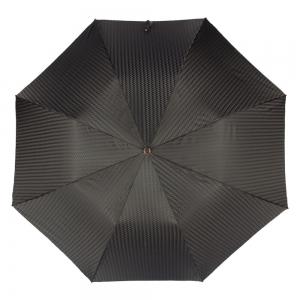 Зонт складной Pasotti Man Auto Leone Rombes Black фото-2