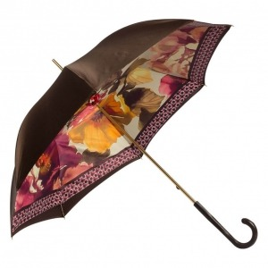 Зонт-трость Pasotti Marrone Meleti Original фото-2