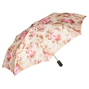 Зонт складной Pasotti Mini Daizy Rosa фото-2