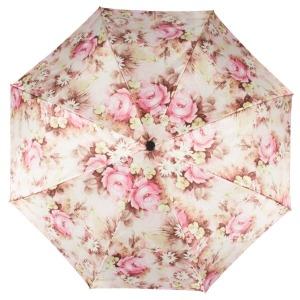 Зонт складной Pasotti Mini Daizy Rosa фото-3