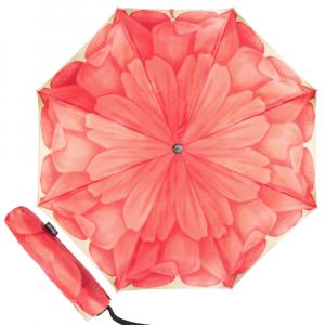 Зонт складной Pasotti Mini Georgin Korall фото-1