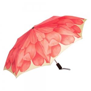 Зонт складной Pasotti Mini Georgin Korall фото-2