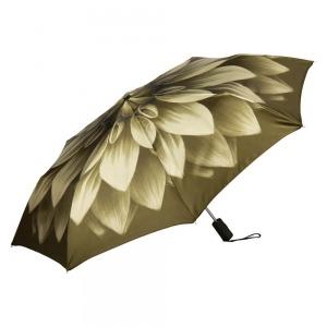 Зонт складной Pasotti Mini Georgin Oliva фото-2