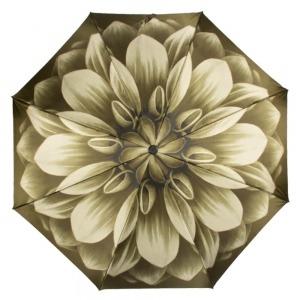 Зонт складной Pasotti Mini Georgin Oliva фото-4
