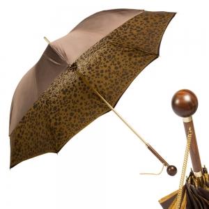 Зонт-трость Pasotti Morrone Pantera Palla фото-1