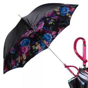 Зонт-трость Pasotti Nero Almond Plastica фото-1