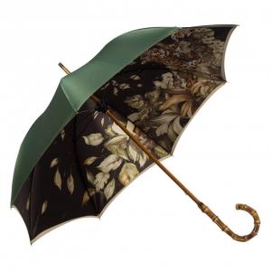 Зонт-Трость Pasotti Oliva Leoparde Bamboo фото-2