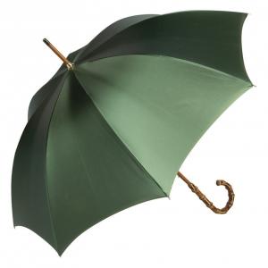Зонт-Трость Pasotti Oliva Leoparde Bamboo фото-3