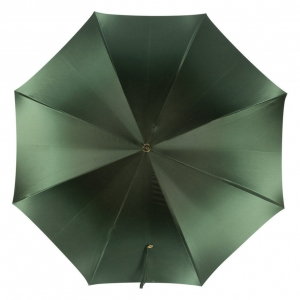 Зонт-Трость Pasotti Oliva Leoparde Bamboo фото-4