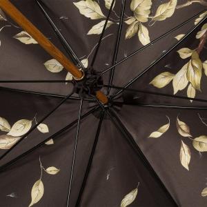 Зонт-Трость Pasotti Oliva Leoparde Bamboo фото-7