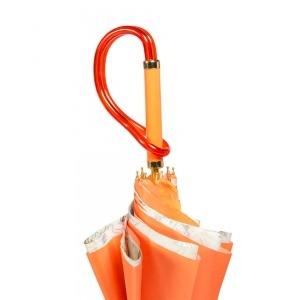 Зонт-трость Pasotti Orange Flora Plastica фото-4