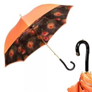 Зонт-трость Pasotti Orange Vivo Plastica Fiore фото-1